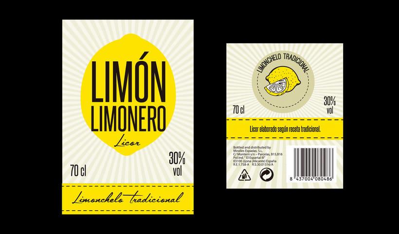 LIMÓN LIMONERO (Limoncello) 2