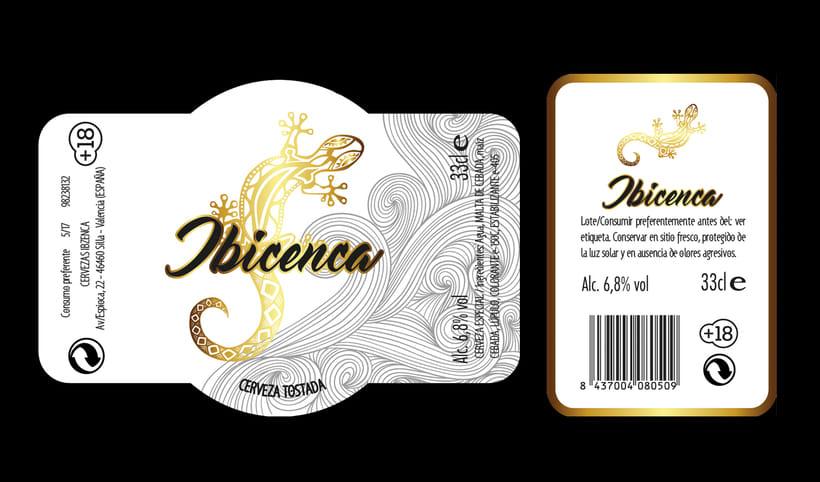 IBICENCA (Cerveza) 1
