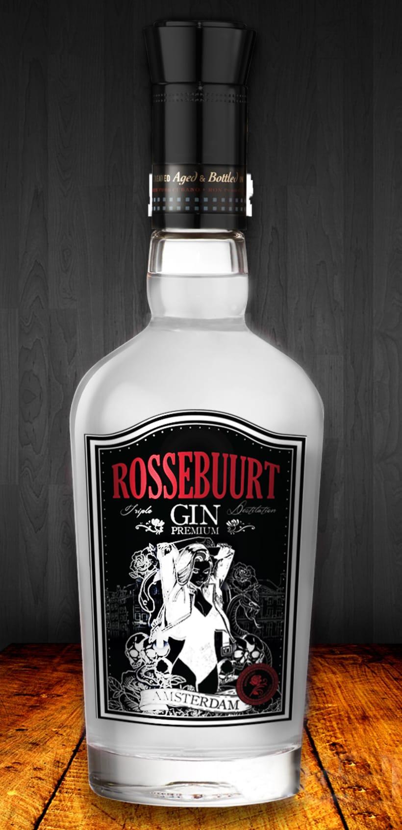 ROSSEBUURT (Dry Gin) 2