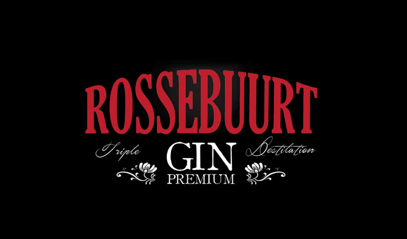 ROSSEBUURT (Dry Gin) 0