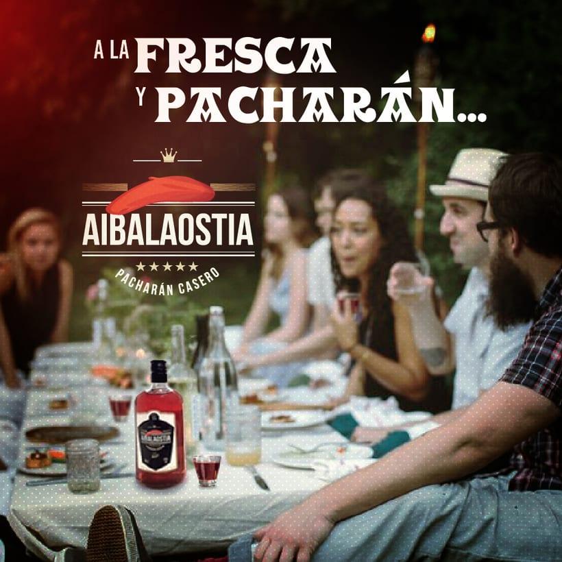 AIBALAOSTIA (Pacharán Casero) 4