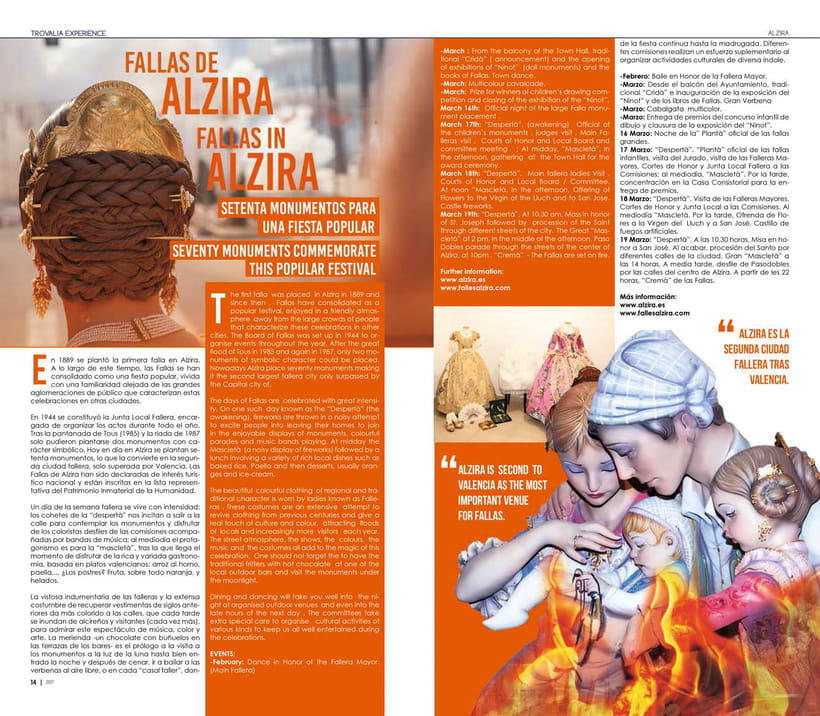 TROVALIA EXPERIENCE (Magazine) 2