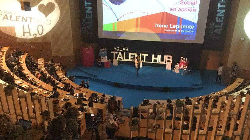 Aquae Talent Hub - Fundación Aquae - Si eres emprendedor, maker, ven! -1