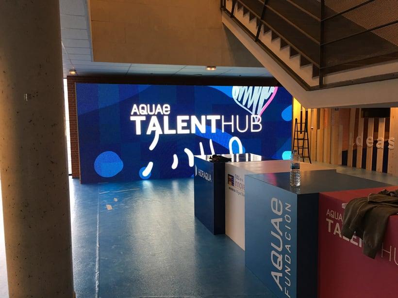 Aquae Talent Hub - Fundación Aquae - Si eres emprendedor, maker, ven! 7