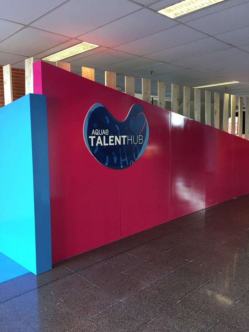 Aquae Talent Hub - Fundación Aquae - Si eres emprendedor, maker, ven! 8