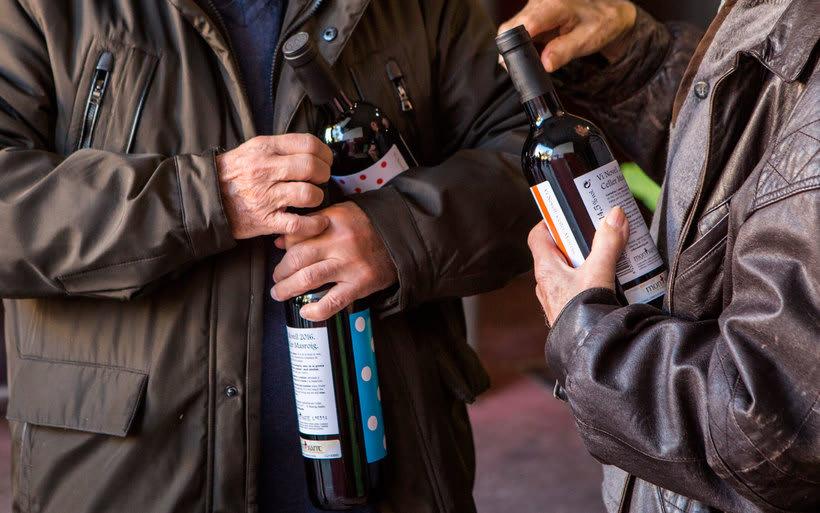 Atipus diseña un vino para celebrar 6