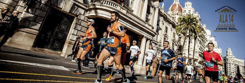 Página web de Club de Maratón ALA 14 0