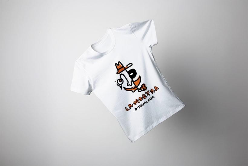 La Mostra d'Igualada merchandising 2