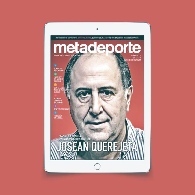 Revista Metadeporte #1 (iPad/Android) -1