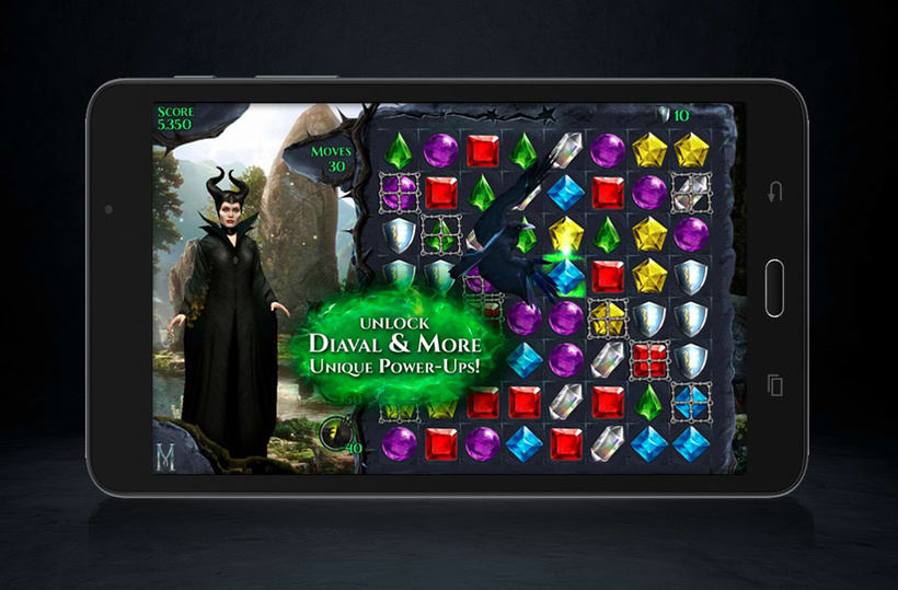 Maleficent Free Fall 3