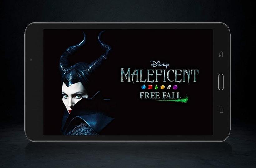 Maleficent Free Fall 0