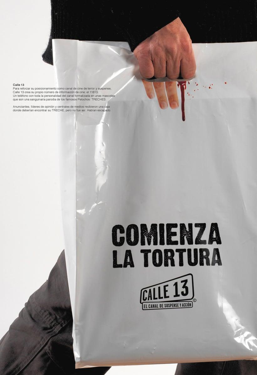 "Calle 13 ""Comienza la tortura"" -1"