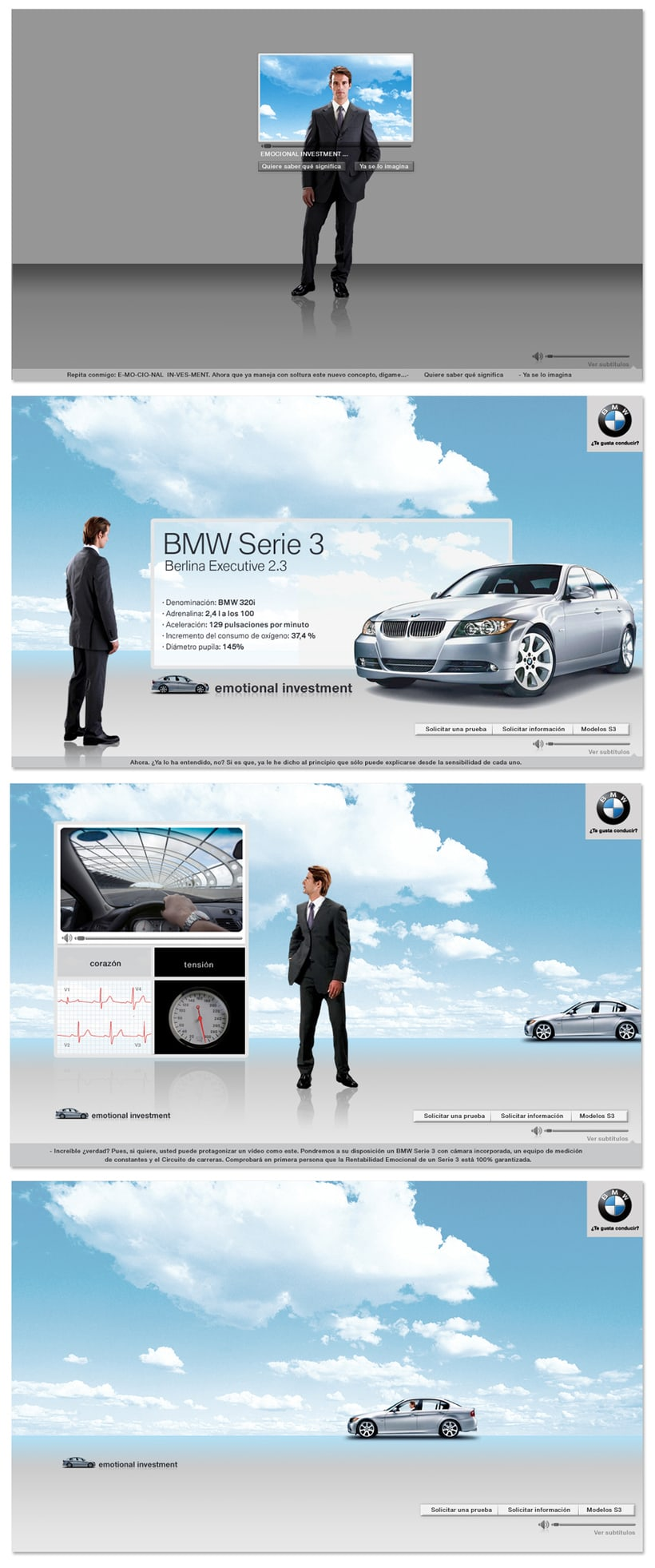 BMW Emotional investment -1