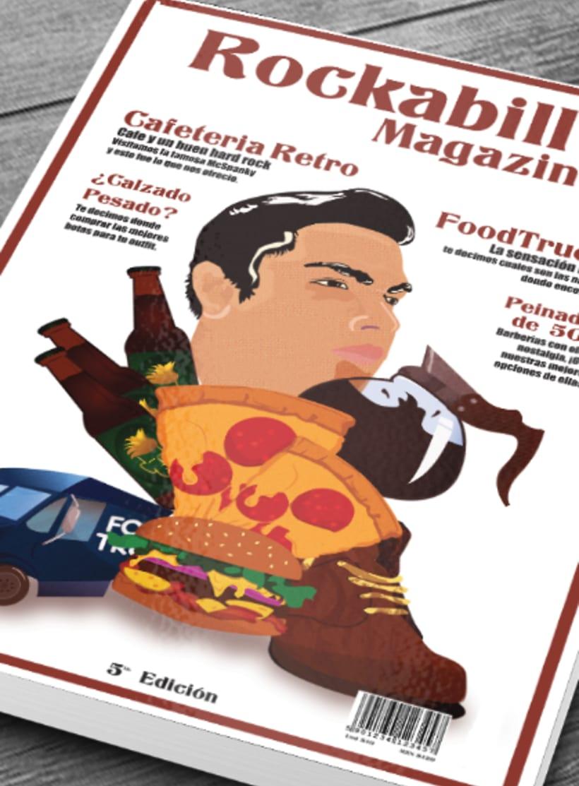 Rockabilly Magazine 4