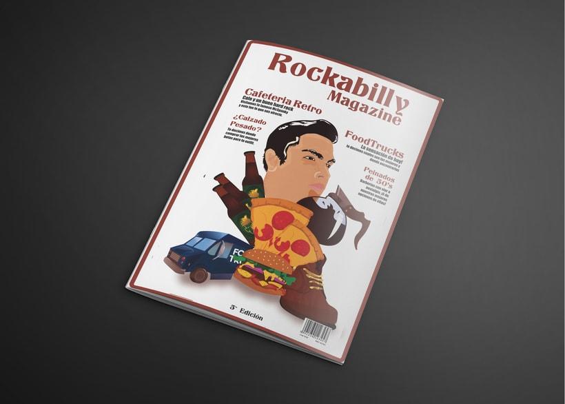 Rockabilly Magazine 7