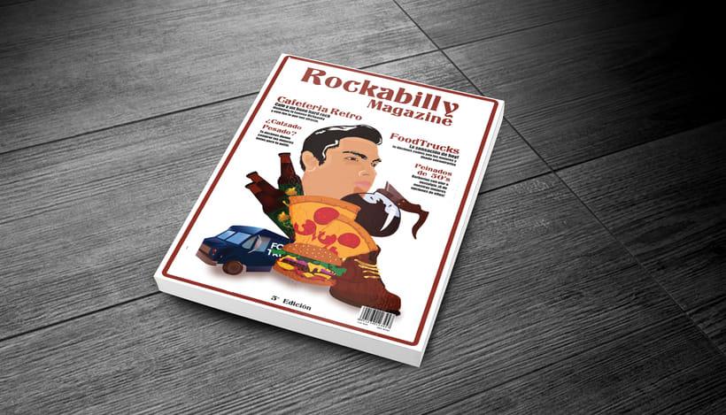 Rockabilly Magazine 8