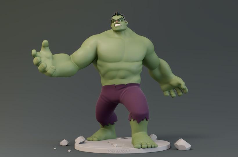 Hulk -1