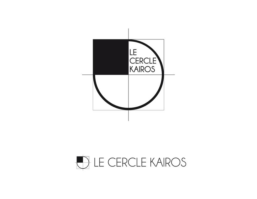 Branding - Le Cercle Kairos 3