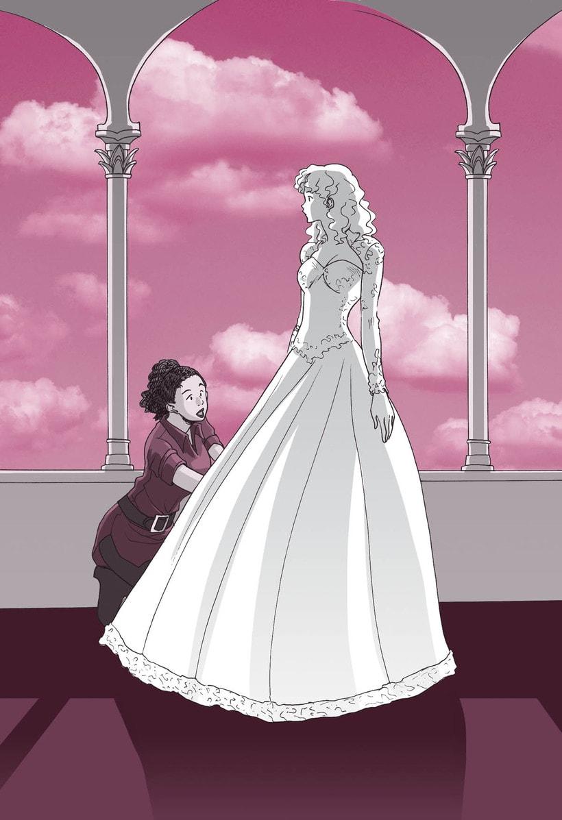 Historia de Julia (Odio el Rosa) 4