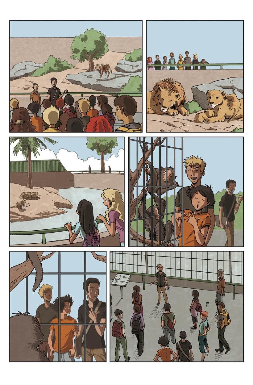 Comic Parkour (francés) 6