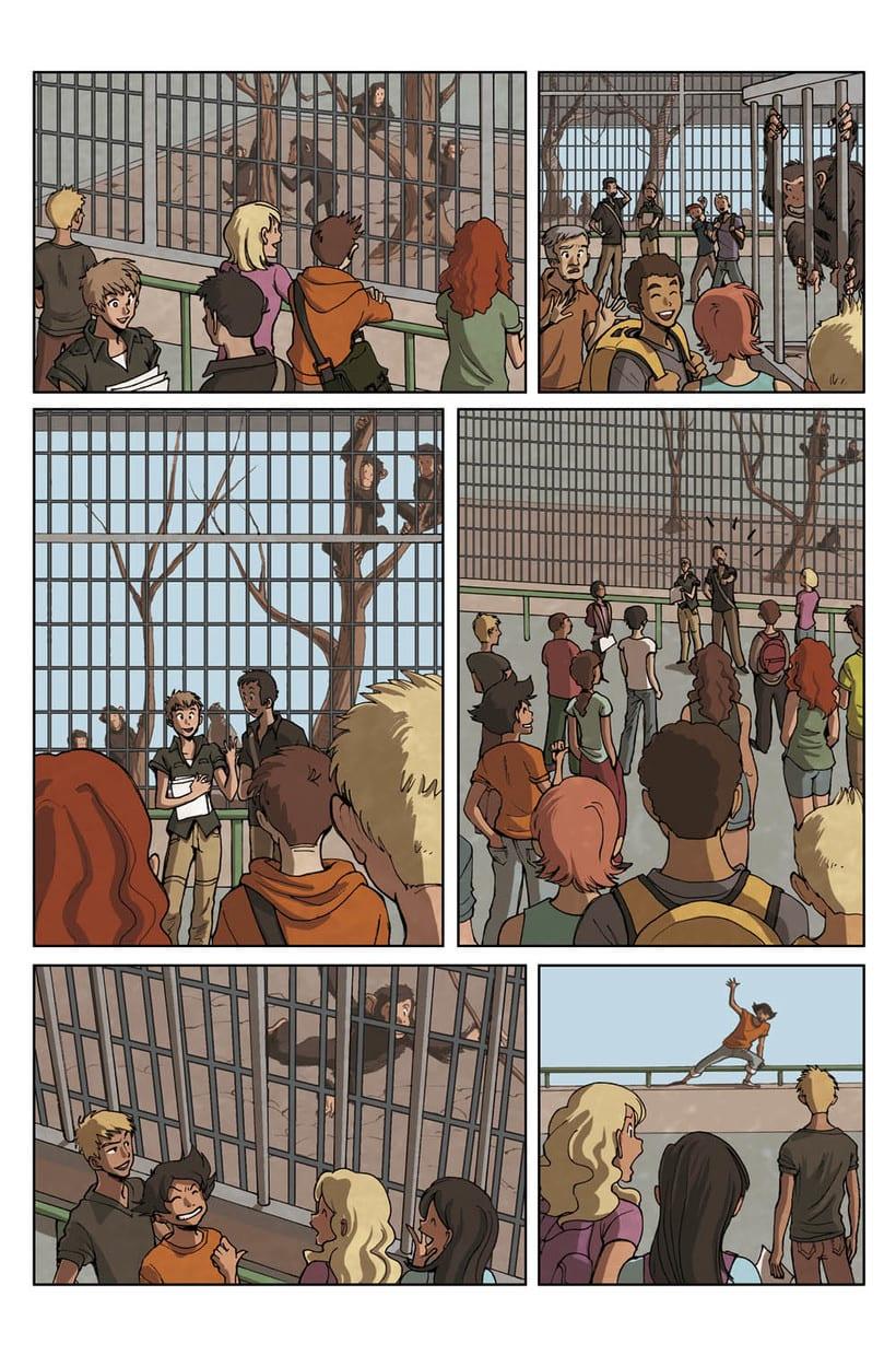 Comic Parkour (francés) 7