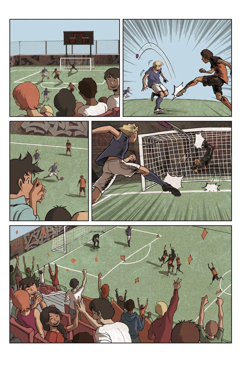 Comic Parkour (francés) 8