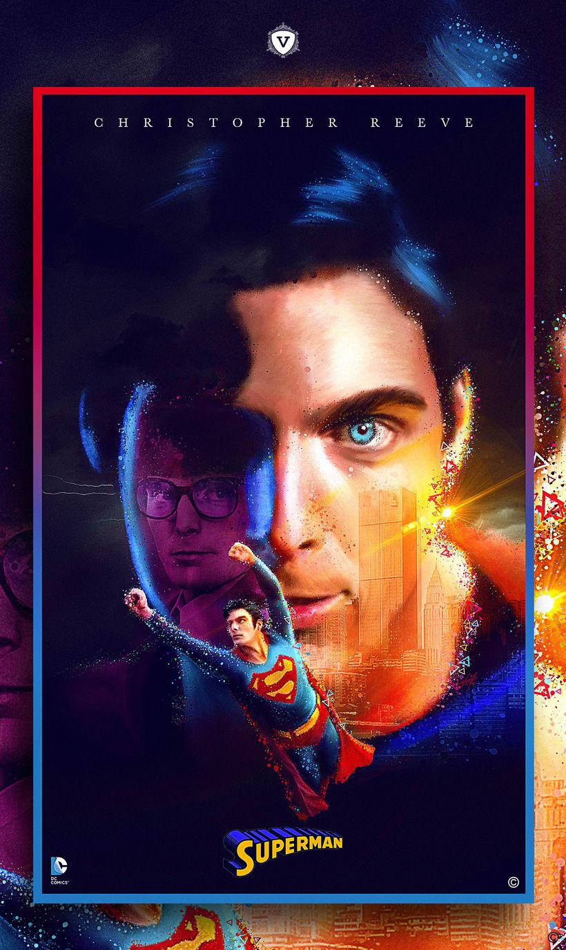 Superman / 80s -1