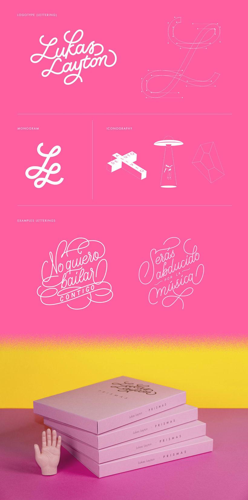 Identidad Visual - Lukas Layton 2