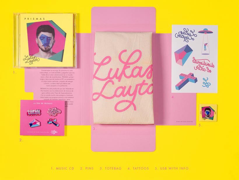 Identidad Visual - Lukas Layton 4