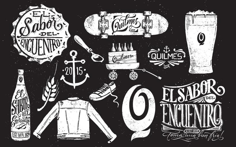 Cerveza Quilmes 1