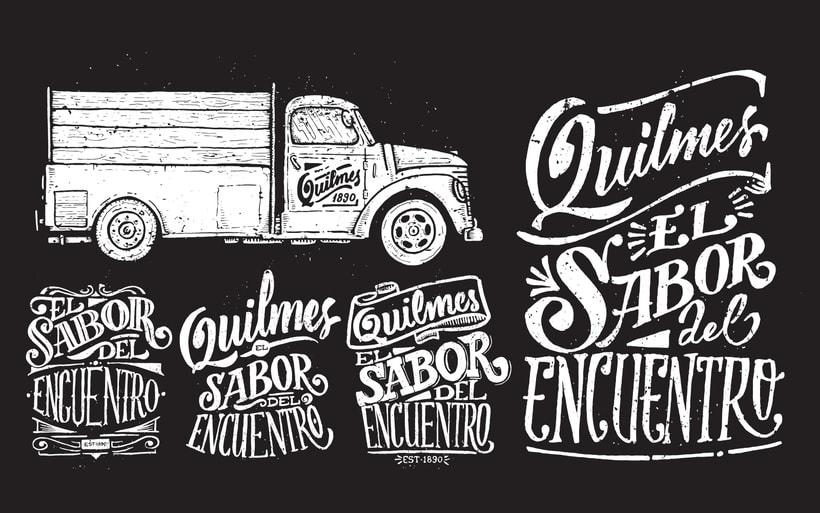 Cerveza Quilmes 3