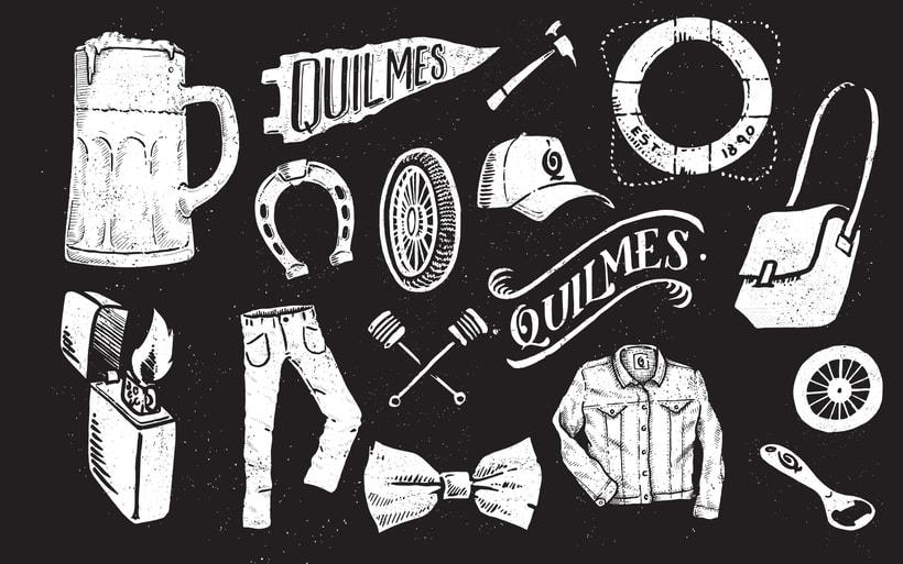 Cerveza Quilmes 5