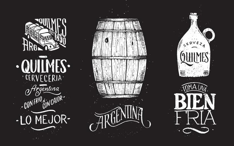 Cerveza Quilmes 6