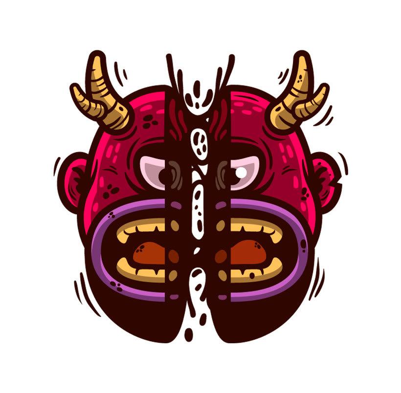 El bestiario digital de Oscar Moctezuma 19