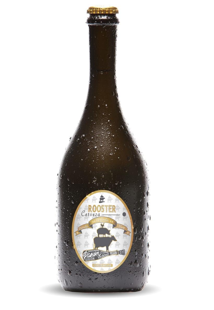 Casasola Cerveza ROOSTER 0