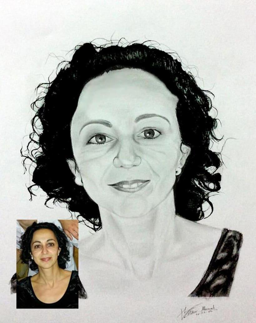 Retratos/Dibujos 23