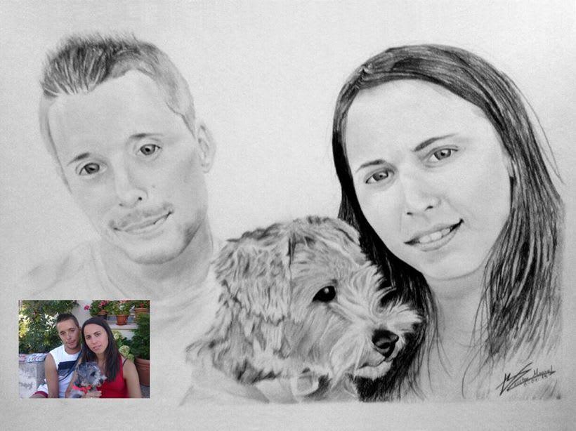 Retratos/Dibujos 3