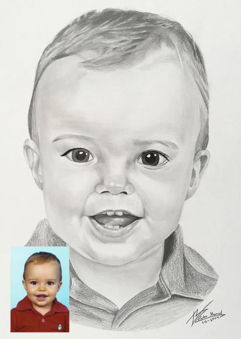 Retratos/Dibujos 7
