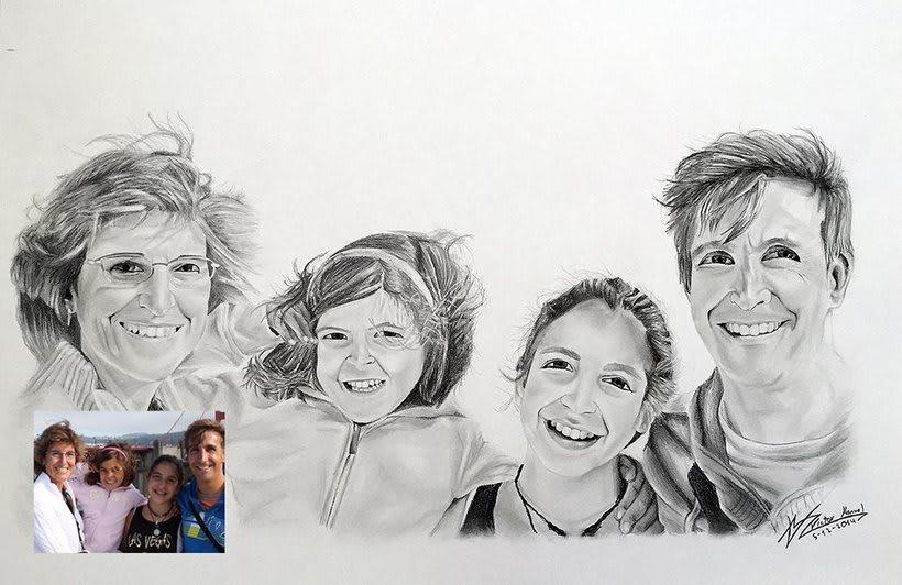 Retratos/Dibujos 8