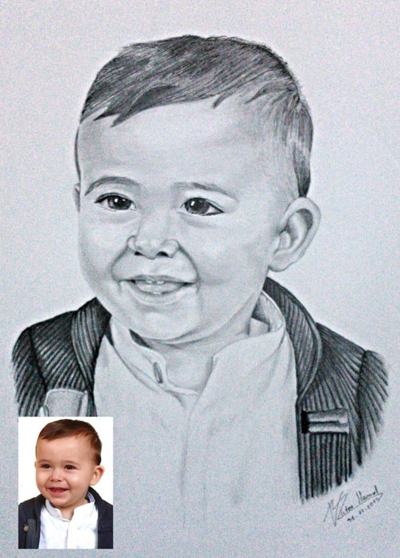 Retratos/Dibujos 14