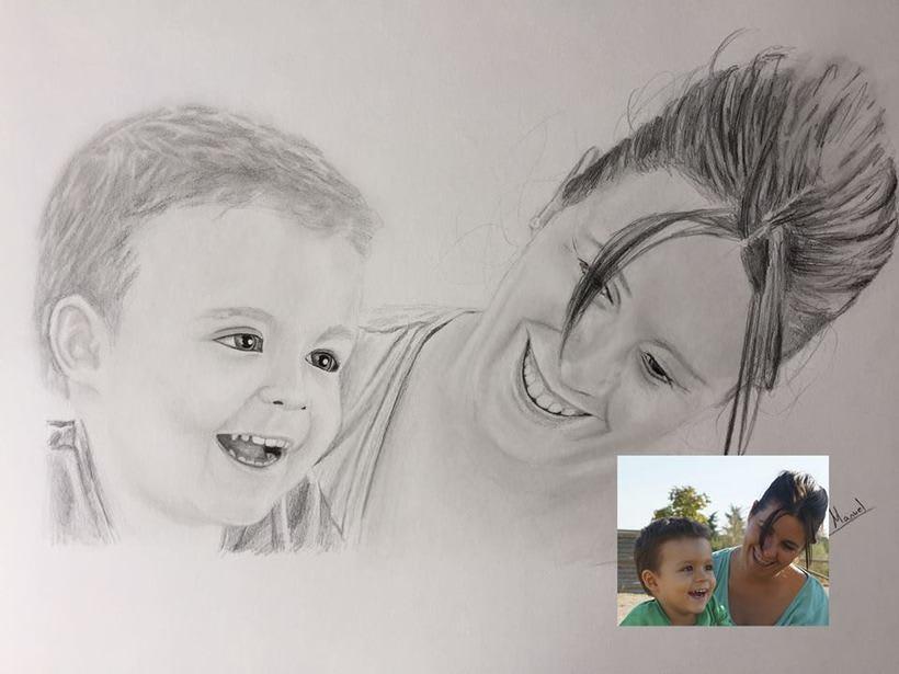 Retratos/Dibujos 24