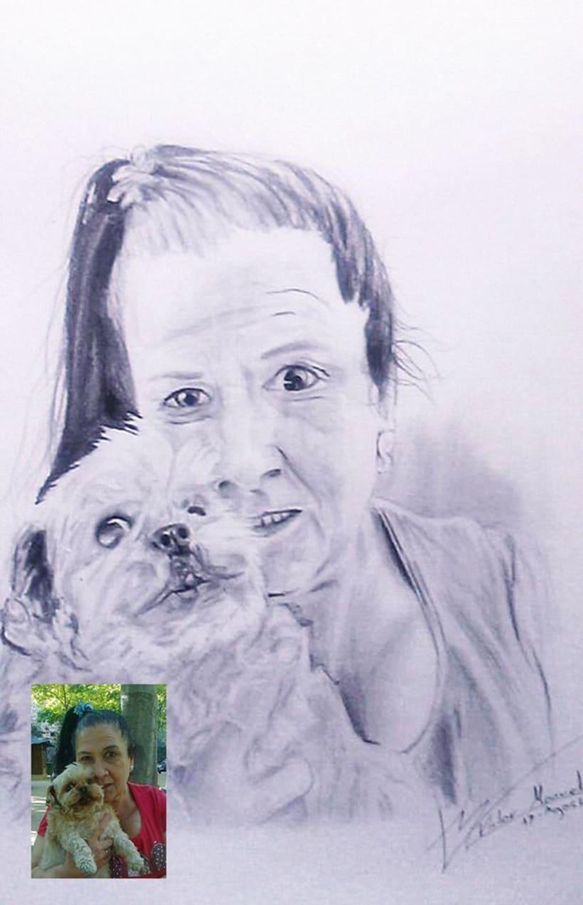 Retratos/Dibujos 30