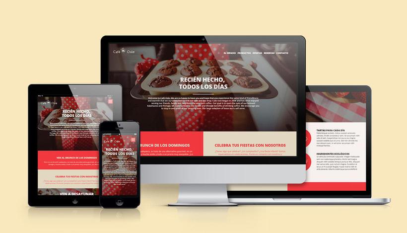 Café Oslo   Desarrollo Web Responsive con HTML y CSS 0
