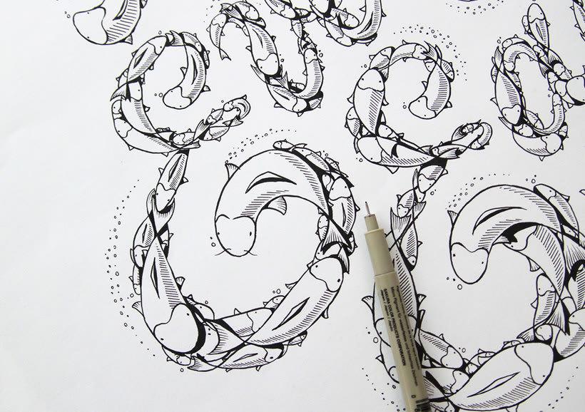 Alexis Taïeb: un romance entre las letras y la ilustración 4