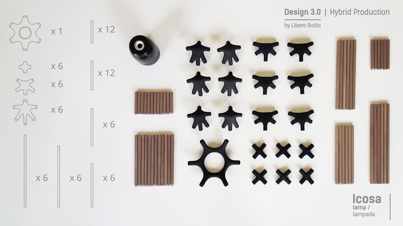 Mobiliario minimalista con diseño DIY 3
