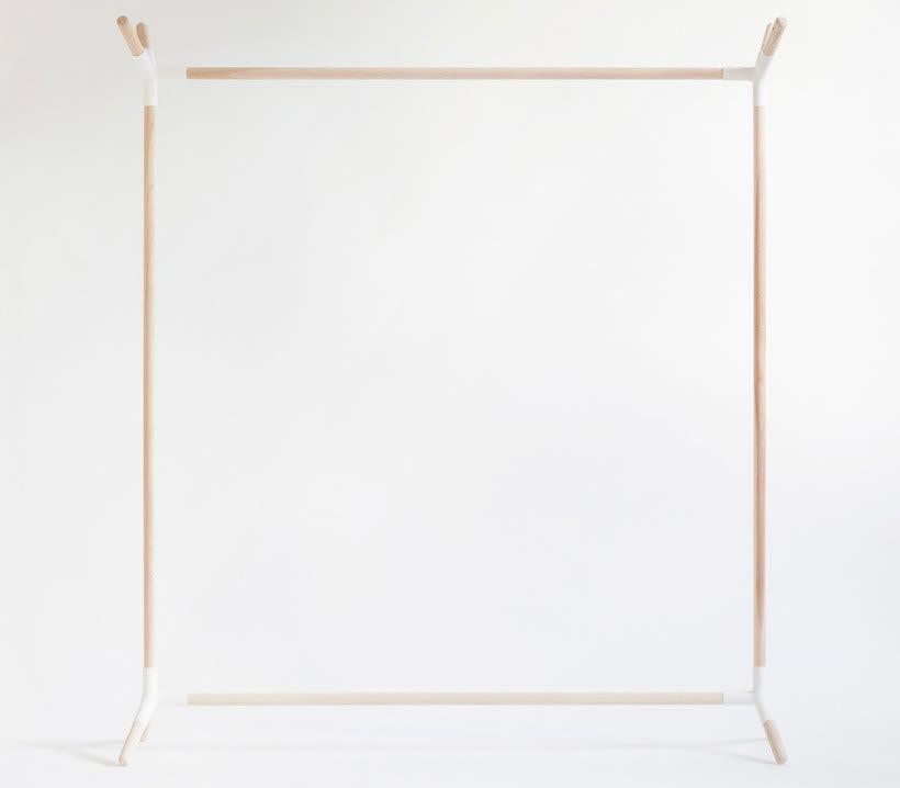 Mobiliario minimalista con diseño DIY 7