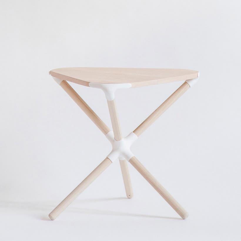 Mobiliario minimalista con diseño DIY 8