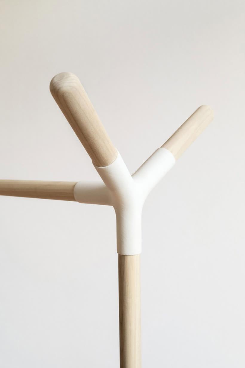 Mobiliario minimalista con diseño DIY 13