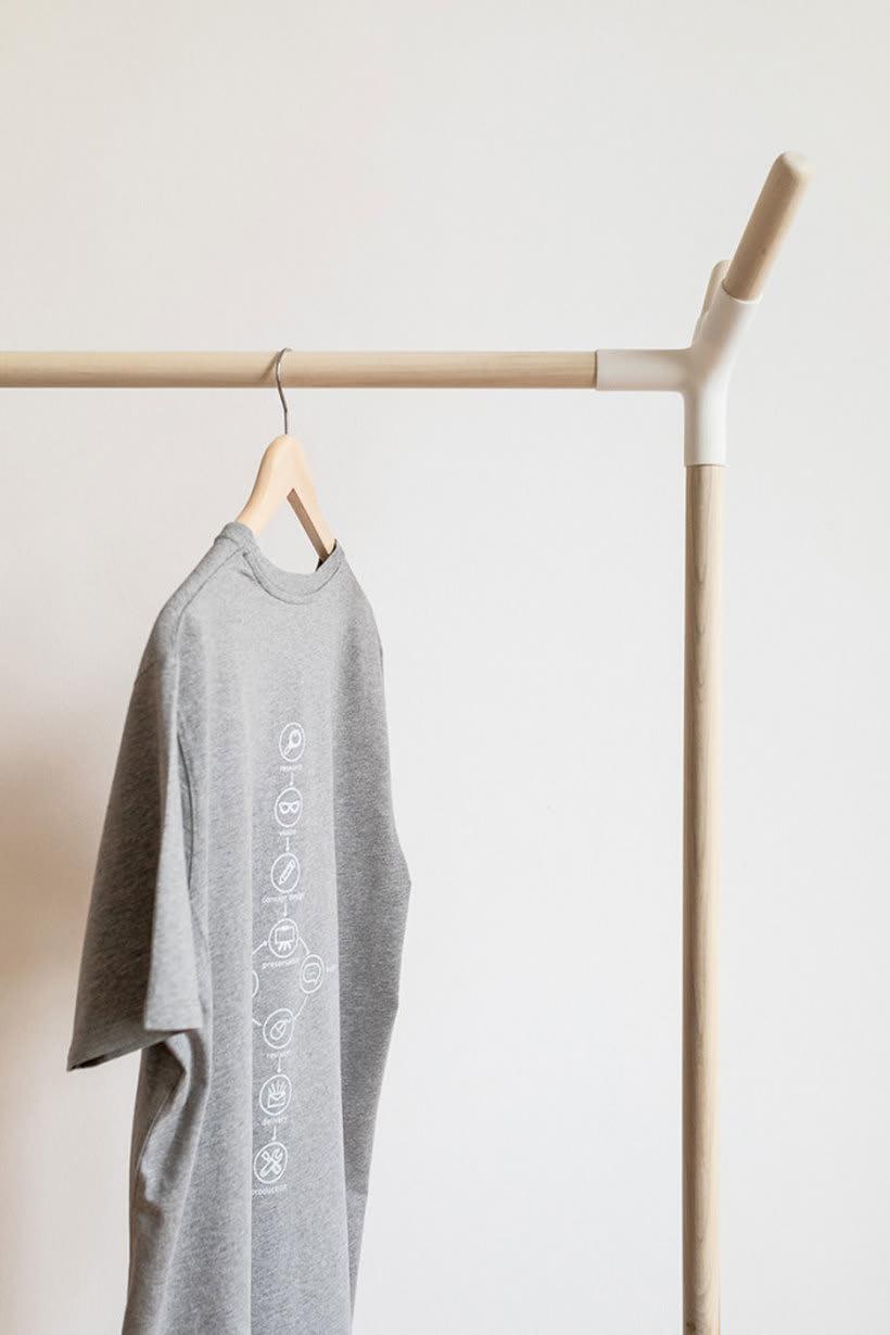 Mobiliario minimalista con diseño DIY 14