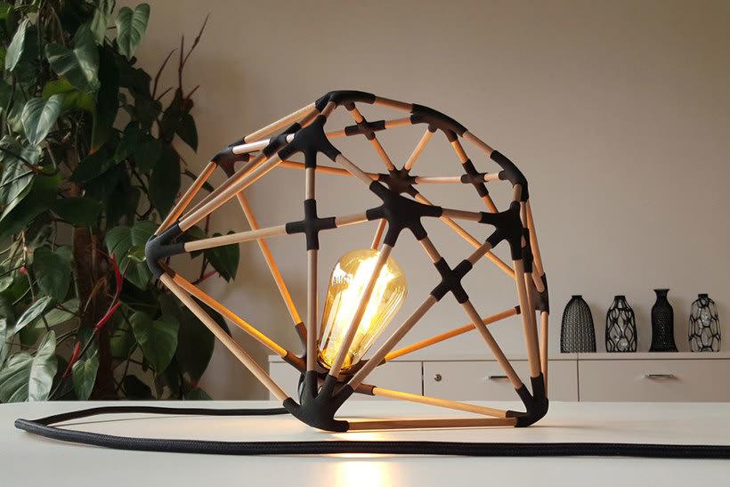 Mobiliario minimalista con diseño DIY 18